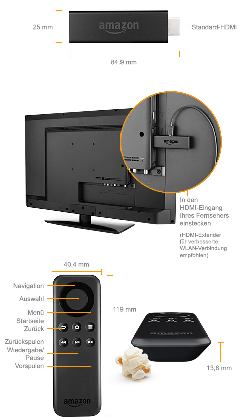 Was Kann Man Mit Dem Amazon Fire Tv Stick Machen