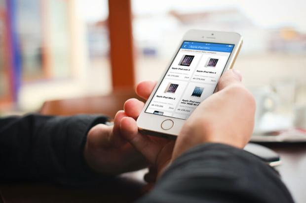 Locafox iPhone App