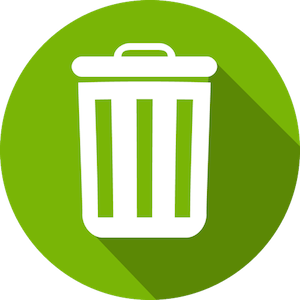 Trash it Icon