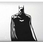 Coole Sache: Batman Aufkleber für die leuchtenden MacBooks