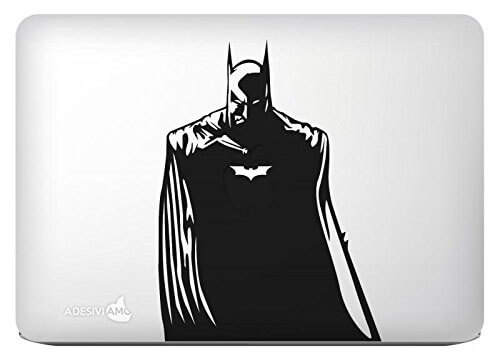 Batmann MacBook Sticker
