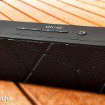 Test: Olixar BoomBrick Akku-Bluetooth-Lautsprecher – guter Klang für kleines Geld