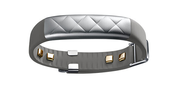 Jawbone Up3 in Silber