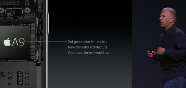 Apple A9 Prozessor