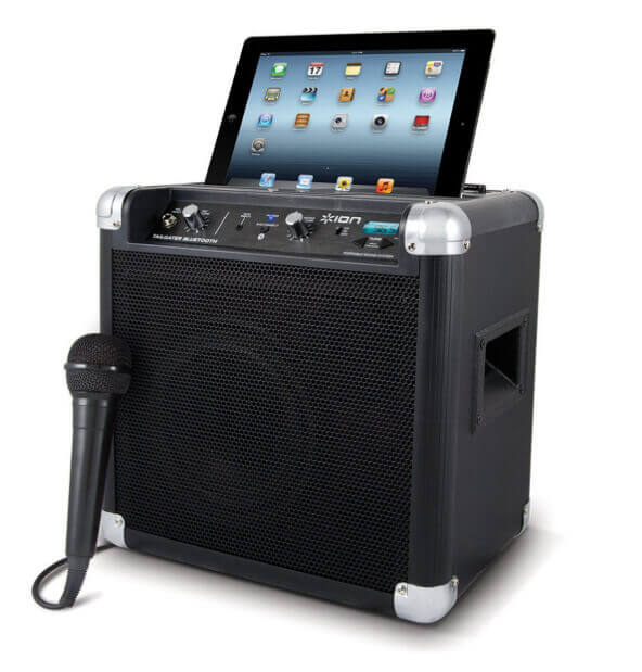 Ion Tailgater Bluetooth