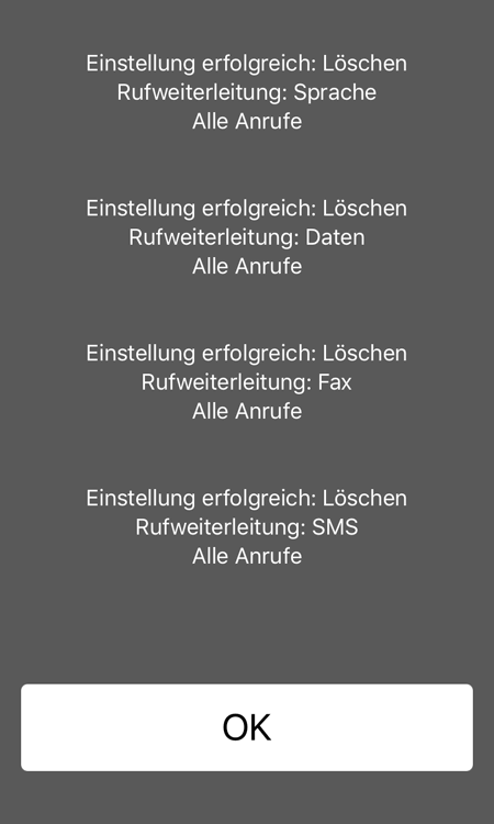 Mailbox Pro Abschaltung Bestätigung
