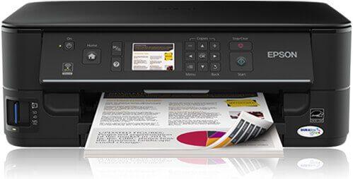 Tintenstrahl-Multifunktionsgerät Epson Stylus Office BX 525 WD