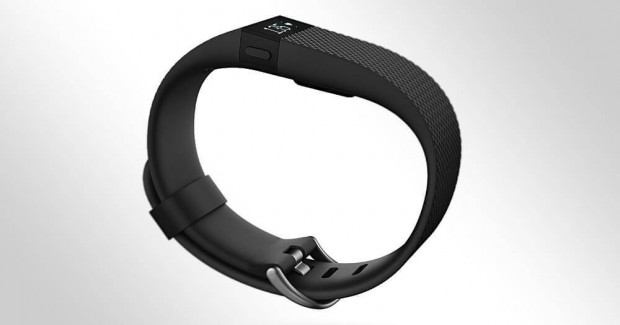 Fitbit Charge HR - Fitnesstracker mit Pulsmessung