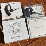 "Testbericht: Plantronics ""Voyager Legend"" Bluetooth-Headset am iPhone 6"