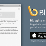 "Live Writer Alternative für den Mac: Die Blogging-App ""Blogo"" springt ein"