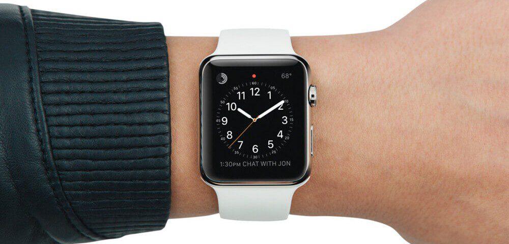 Apple Watch Ziffernblatt