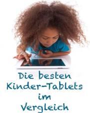 die besten Kinder-Tablets im Vergleich
