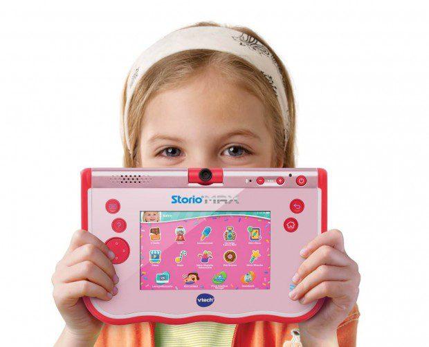 Kinder Tablet VTech 80-183854 - Lerntablet