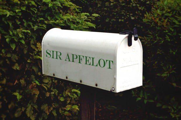 Newsletter von Sir Apfelot