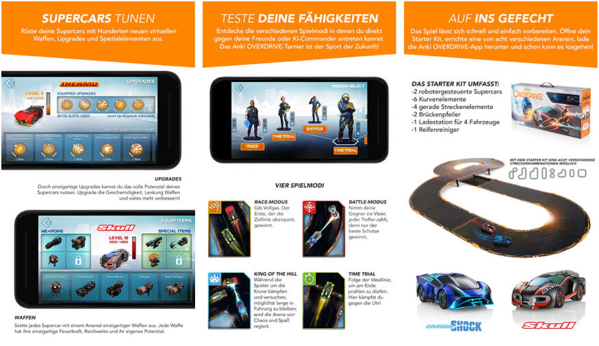 Anki Overdrive iPhone App