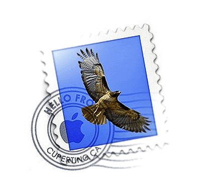 Apple Mail Icon - Hilfe