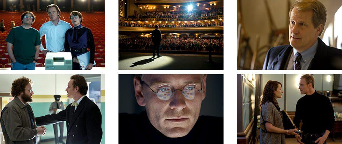 Steve Jobs Film Standbilder