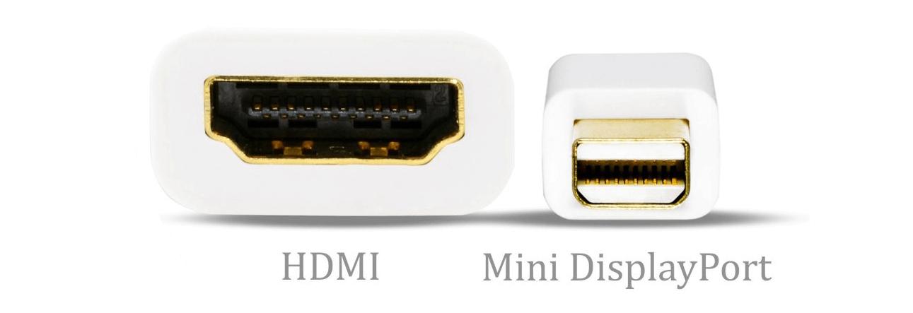 Mini DP zu HDMI Kabel von CSL