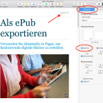 Leserfrage: Wiederkehrende Kopfzeile und Briefkopf in Apple Pages