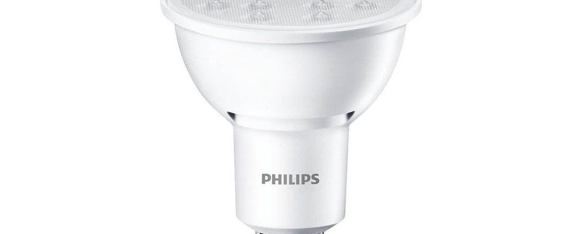 Die Philips LED Leuchtmittel für GU10 Sockel haben sehr viele 5-Sterne-Bewertungen erhalten. Sie liefern sofort warm-weisses Licht.