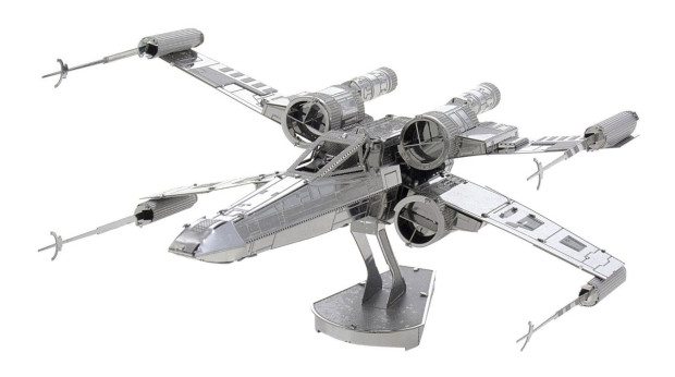 Star Wars X-Wing Metall Modell