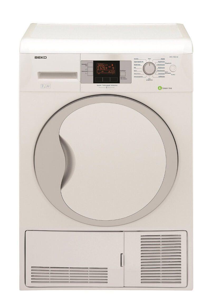 Großartig Trockner A Dekoration Von Beste Bewertungen: Beko Dpu 7306 Xe Wärmepumpentrockner