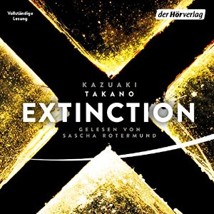 Cover Hörbuch EXTINCTION