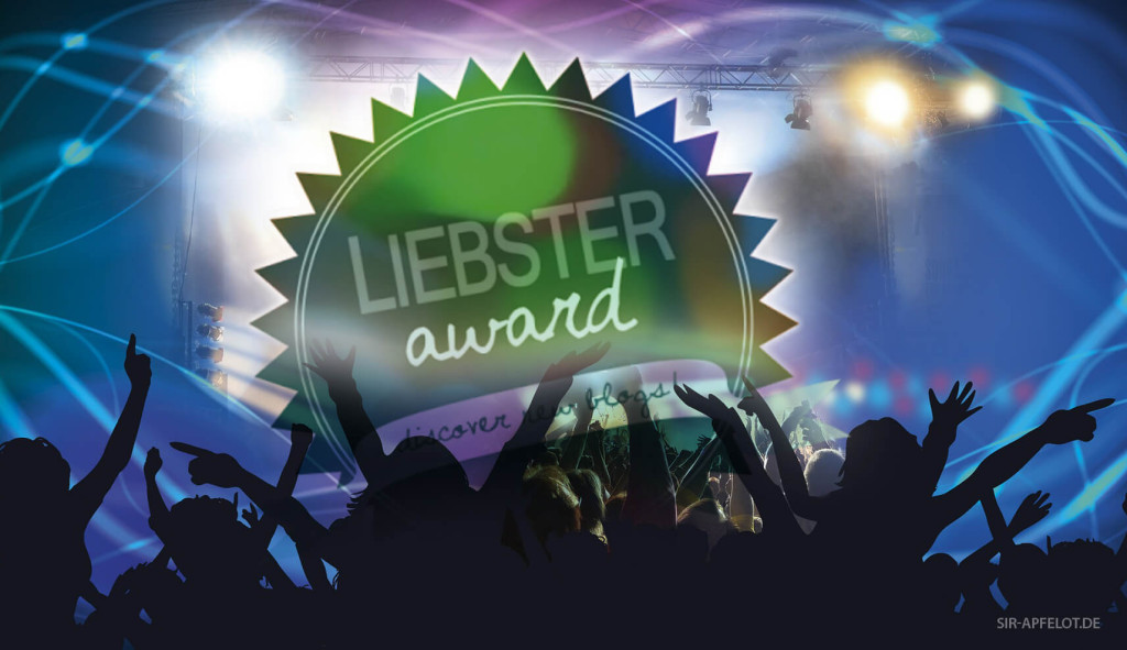 Nominierung Liebster Award 2016