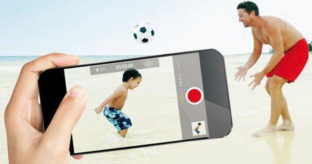 Videos drehen mit dem iPhone und iPad