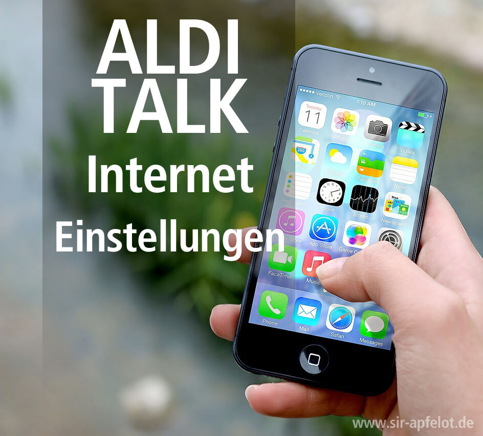 aldi talk internet daten f r iphone. Black Bedroom Furniture Sets. Home Design Ideas