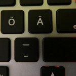 Die Tasten des BrydgeAir Keyboards ähneln stark der Apple Tastatur