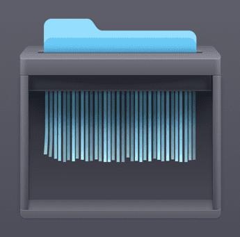 """Das Tool """"Vernichter"""" löscht Dateien sicher und ohne Fehlermeldungen des Finders."""