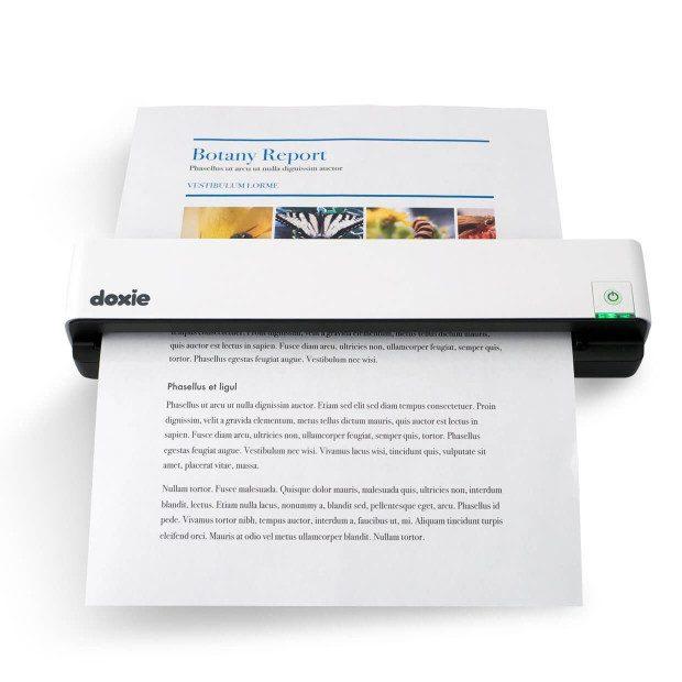 Doxie Go Dokumentenscanner