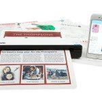 Doxie Go, Go Plus und Go Wi-Fi im Vergleich: mobile Dokumentenscanner/Einzugscanner für Mac, iPhone und iPad