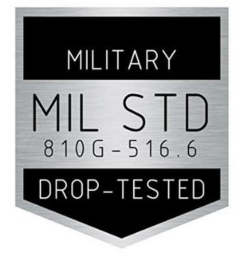 getestet nach Militär Standard 810G 516.6