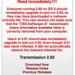 """KeyRanger: """"Ransomware"""" Trojaner attackiert Nutzer von OS X"""