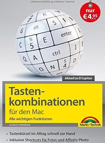 Tastenkombinationen für den Mac unter OS X