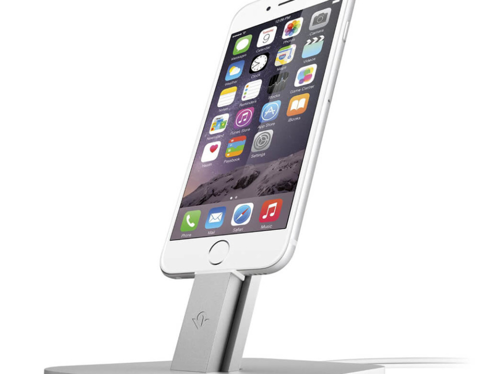 Twelve South Hirise Desktop Stand für iPhone und iPad Mini
