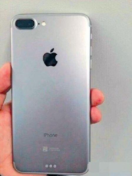 Doppellinse bei der Frontkamera des iPhone 7 – auch hier gilt: Nur Gerüchteküche!