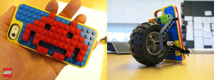 Lego Builder Case Beispiele von Belkin