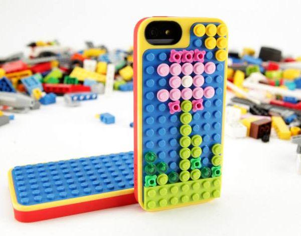 Beispiele Lego Builder Case für iPhone 5