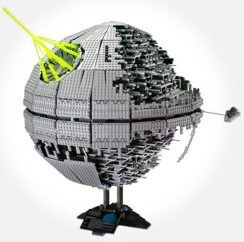 Lego Star Wars Todesstern 10143 – eher ein Sammlerstück als ein Spielzeug