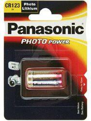 Panasonic CR123A