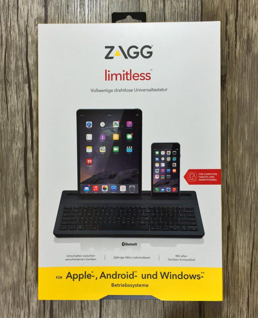 ZAGG Limitless Packshot