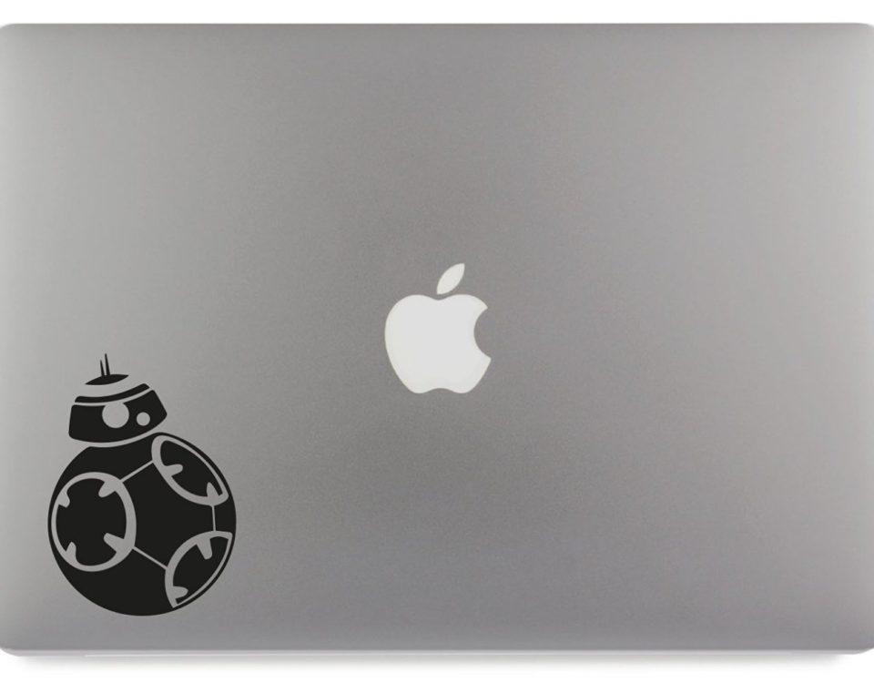 aufkleber fürs macbook bb8 beitragsbild