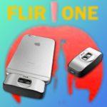 FLIR ONE Wärmebildkamera: Eine echte Wärmebildkamera für iOS-Geräte
