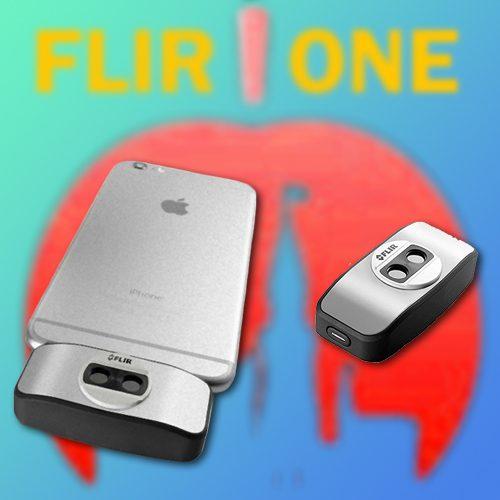 FLIR ONE Wärmebildkamera fürs iPhone