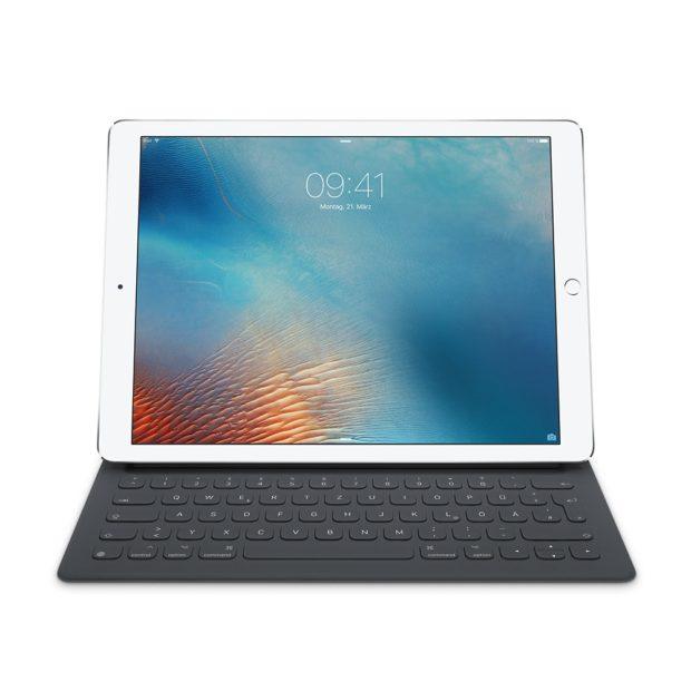iPad Pro QWERTZ Tastatur