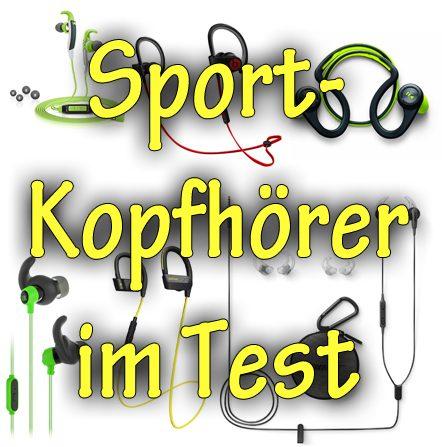 Sportkopfhörer im Test