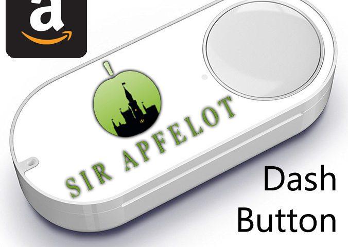 Sir Apfelot Dashbutton - Amazon Dash Button